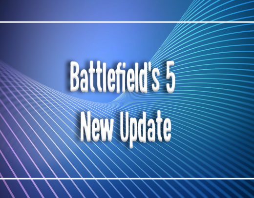 battlefield's 5 cover