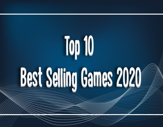 best selling games 2020