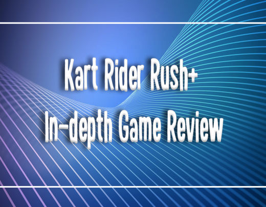 kart rider rush game review