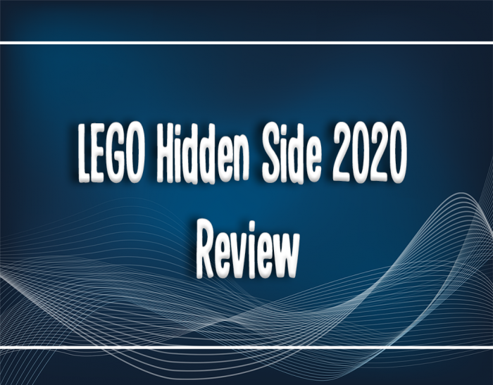 lego hidden side review cover