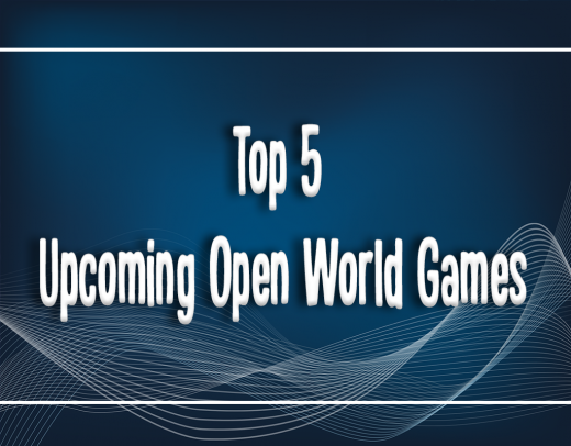 top 5 open world games cover